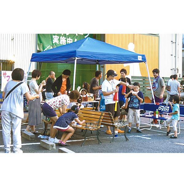 マルシェ、運動会、自治会、受付、地鎮祭などにもオススメのイベント用テント!