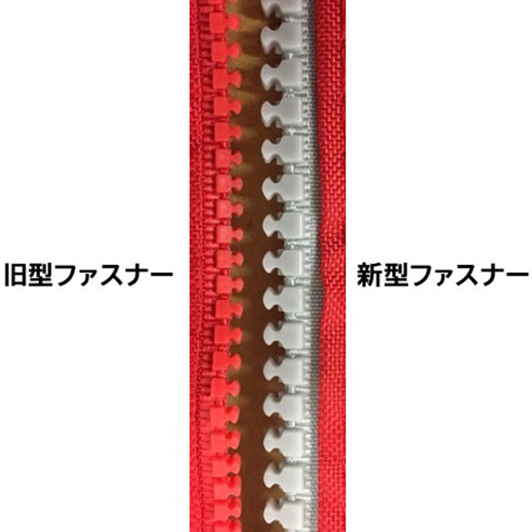 ※旧型横幕EZS30とファスナー形状が異なる為、連結できません