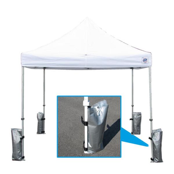 イベント用テント用のおもりです。水を使うタイプなので安心安全。