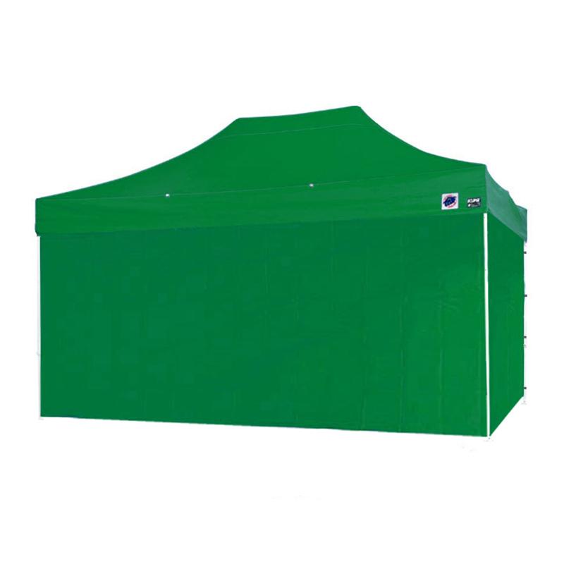 4.5mサイズのイベント用テントと横幕四方幕のお得なセットです。