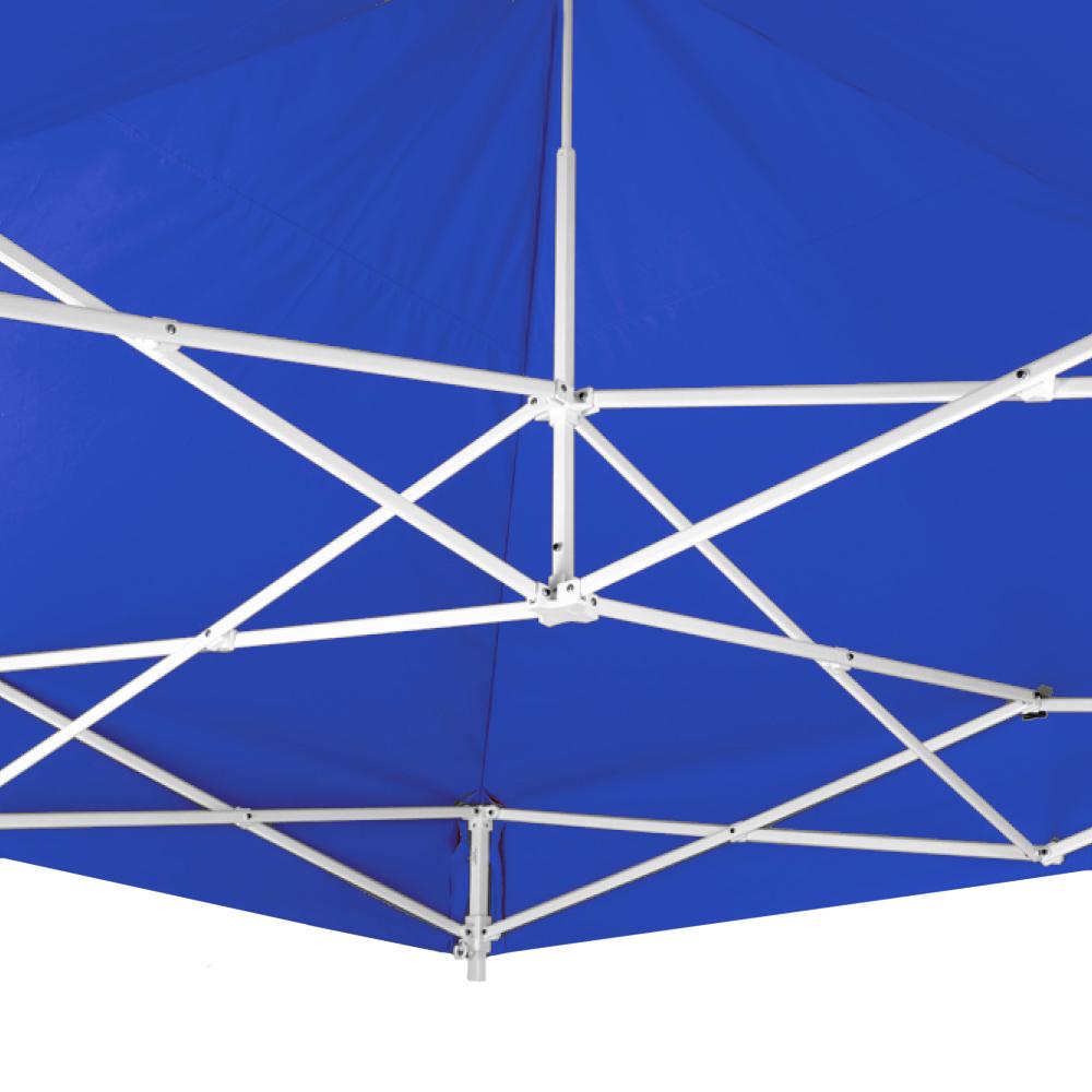 イベント用テント フレーム内部