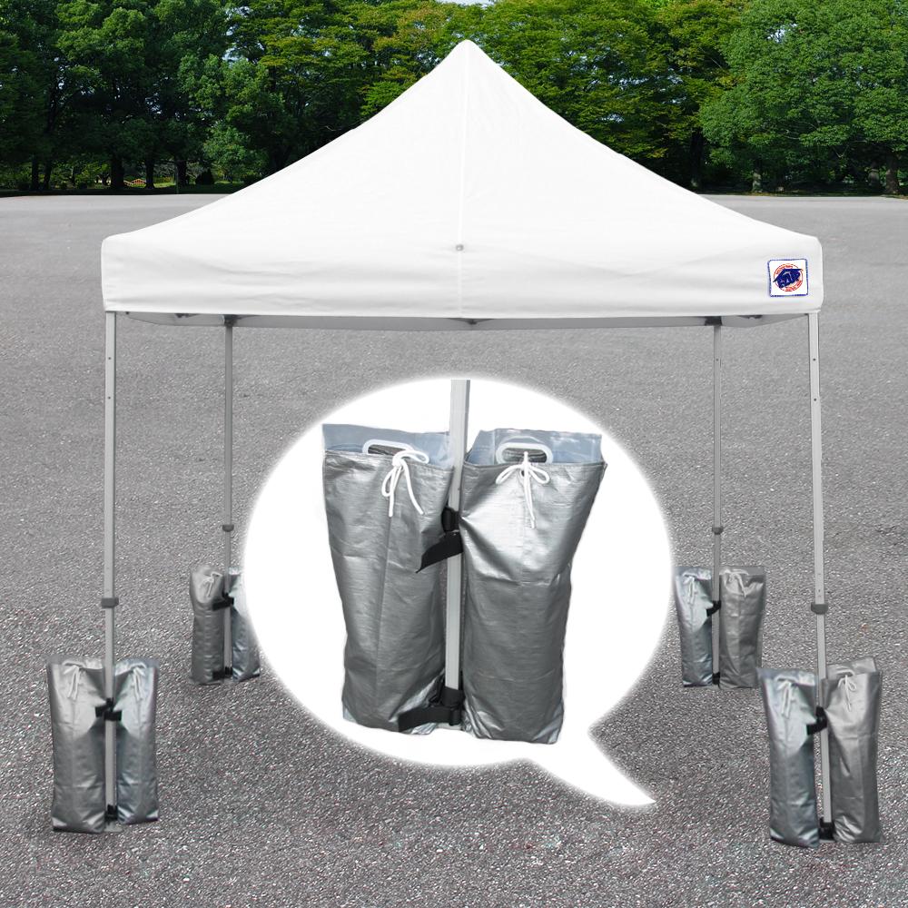 イベント用テントかんたんウエイト完成