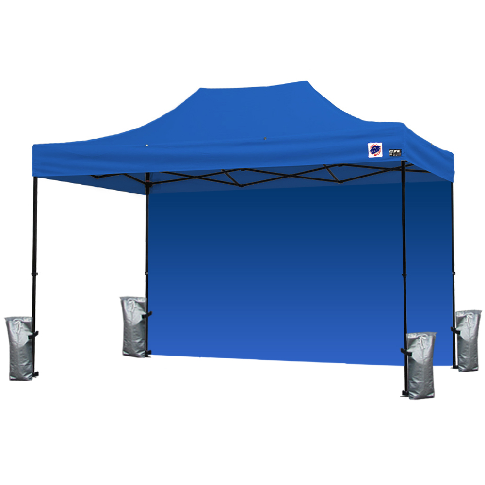 イベント用テントDR37ブルー