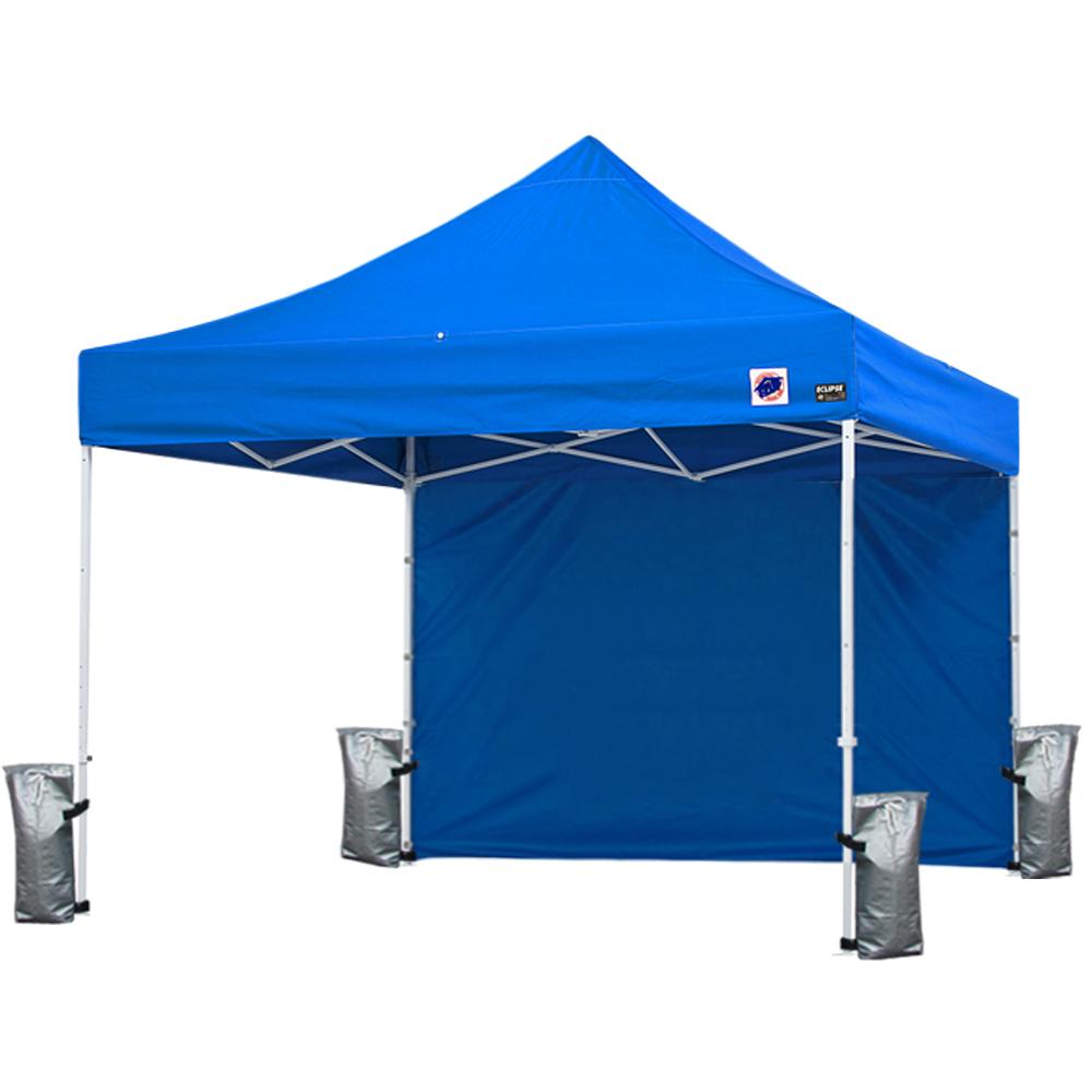 イベント用テントDX25ブルー
